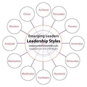 Emerging Leaders: The Persuader, Andria Herr