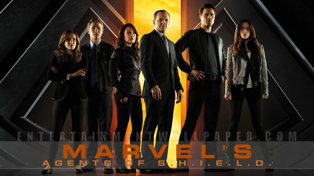 Agents of S.H.I.E.L.D. Engagement