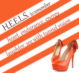 Break the heels Ladies
