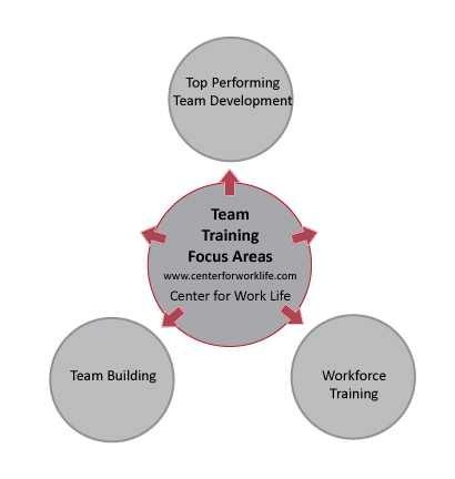 team training program chart