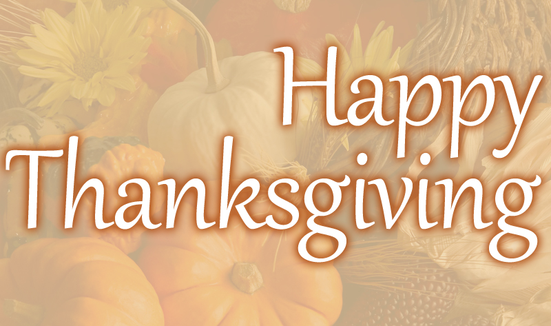 Thanksgiving Quotes for a Happy Thanksgiving