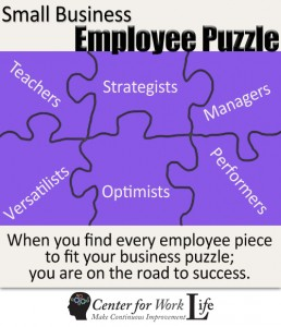 small business employee puzzle